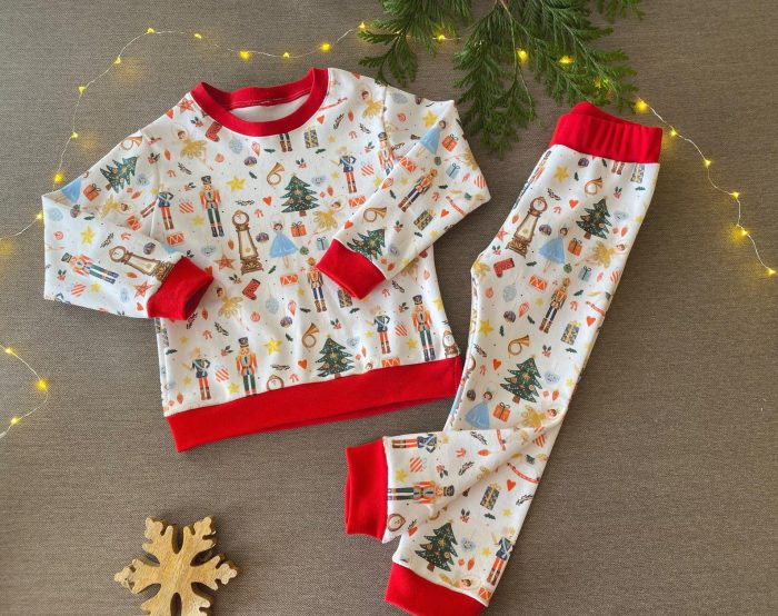 Nutcracker Christmas Pajamas