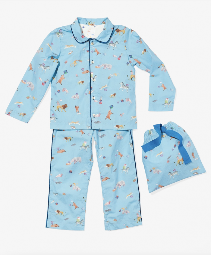 Oso and Me Animal Party PJs