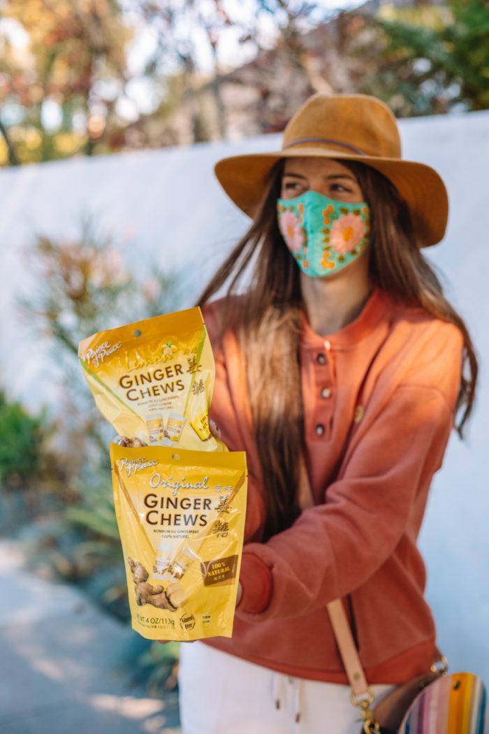 POP Ginger Chews