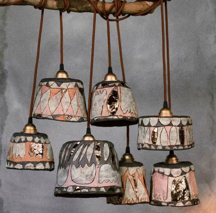 Earth Darlings Lamps