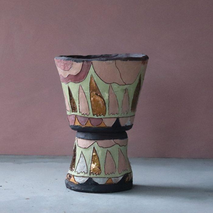 Earth Darlings Vase