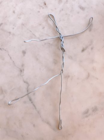 Wire Doll Form
