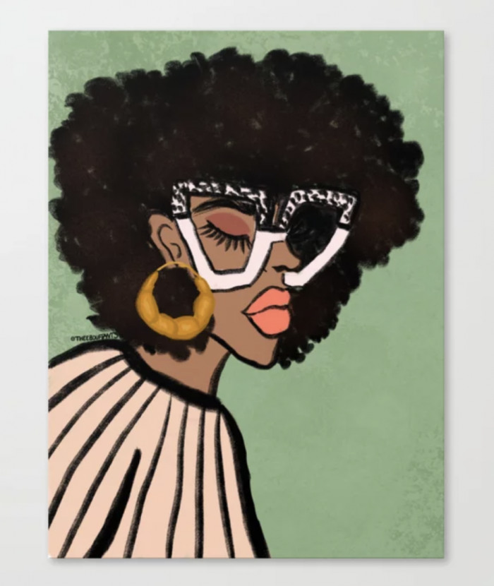 Kendra Dandy Art Print