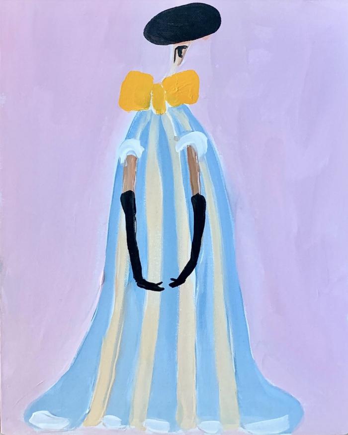Maryam Keyhani Art Piece