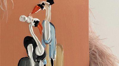 Maryam Keyhani Art