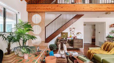 Big Bear Mid Century Modern Airbnb