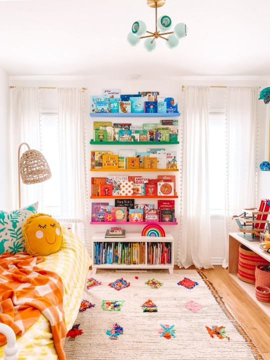 Transitioning From Nursery to Big Kid Room