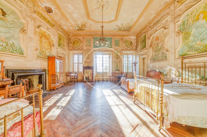 Albertville French Chateau