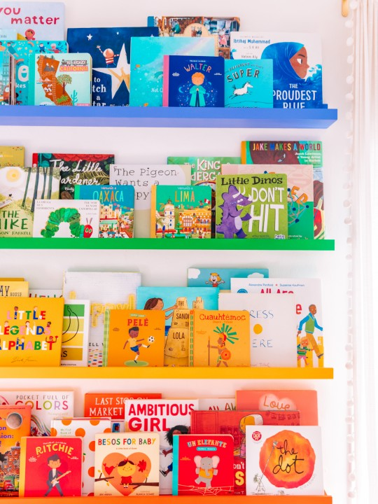 Our Favorite Books for 4 Year Olds