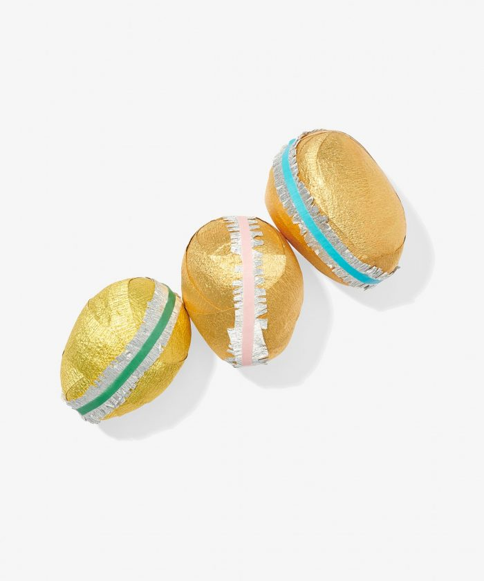 Golden Easter Egg Surprise Ball