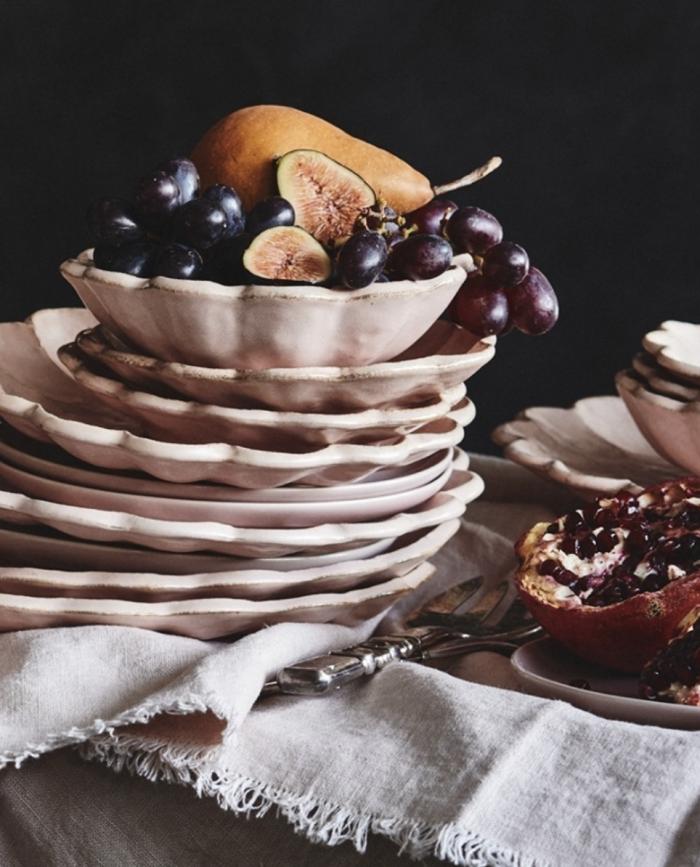 Scalloped Bowls by Kaneko Kohyo