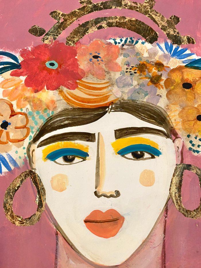 Lily Sol Studio Portrait