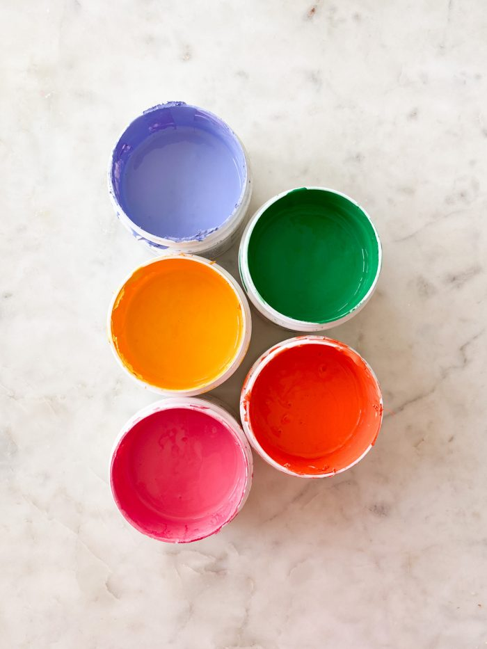 Dunn Edwards Rainbow Paint Colors
