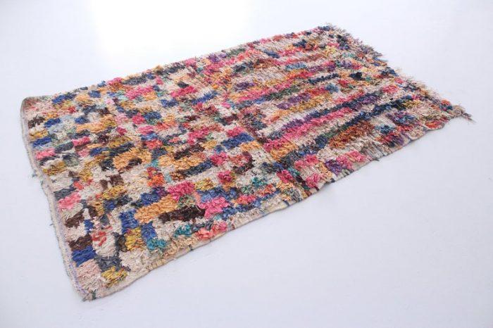 Small Confetti Boucherouite Rug