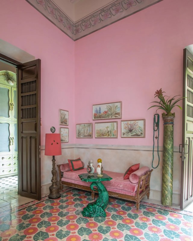 Casa Pistache in Merida