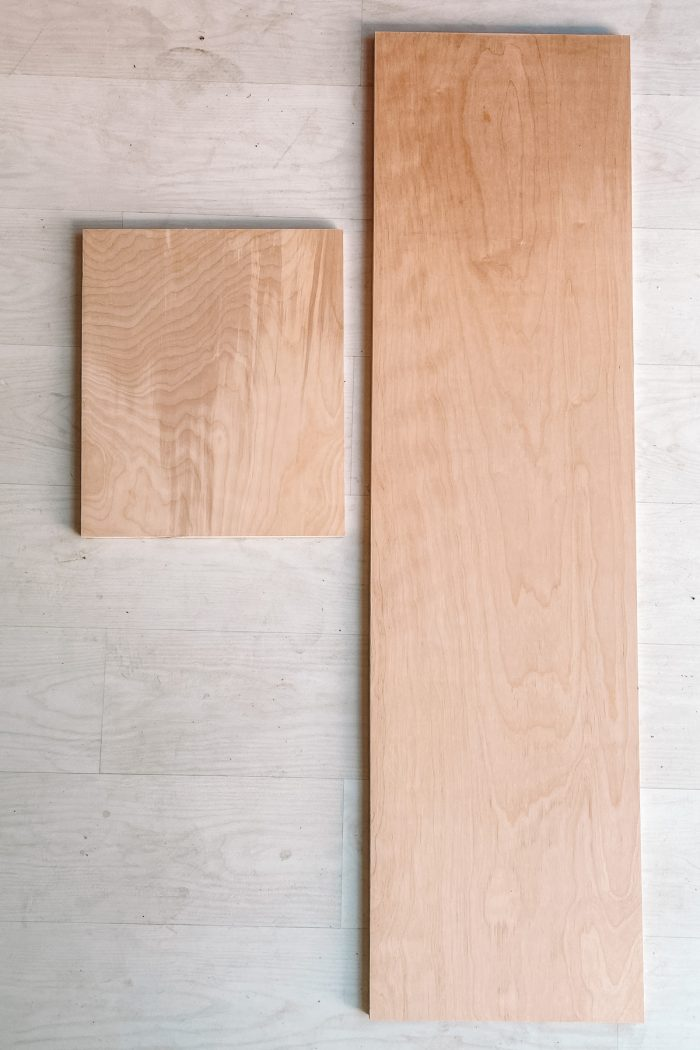 Wood for a DIY Montessori Toy Shelf