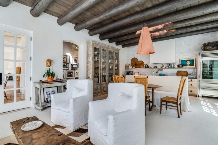 Renovated Historic Home in Santa Fe