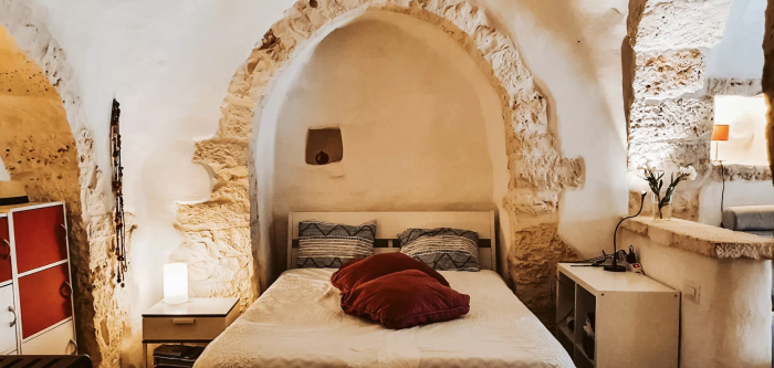 Italian Trulli Home in Ostuni