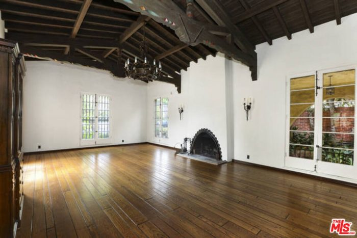 Historic Spanish Colonial Home in Los Angeles