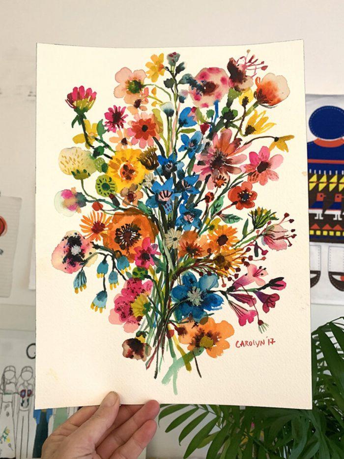 Carolyn Gavin Floral Art