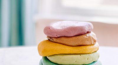 Easy Homemade Play Dough Recipe and Tutorial