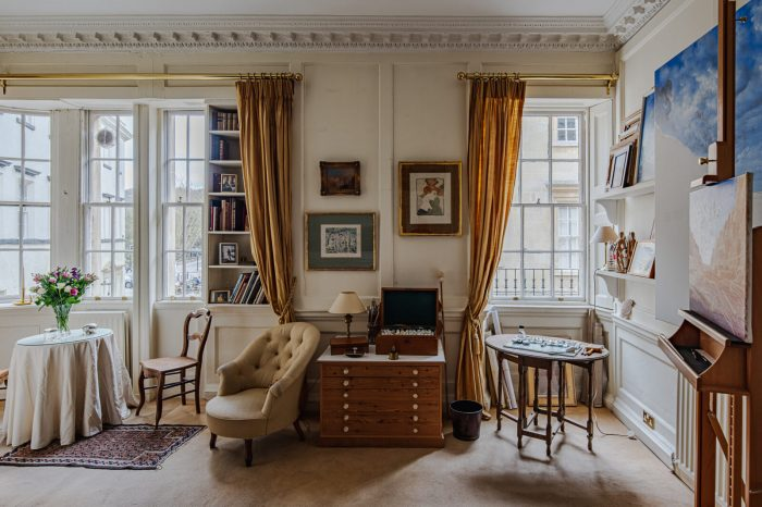 Historic Apartment in Bath, Somerset, England