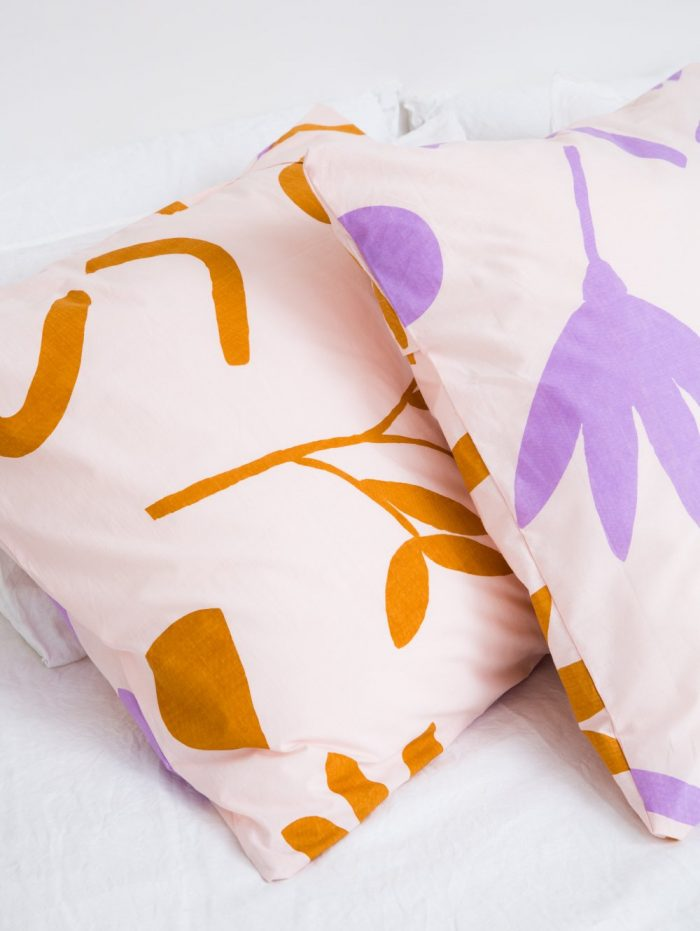 Mosey Me Floral Bedding