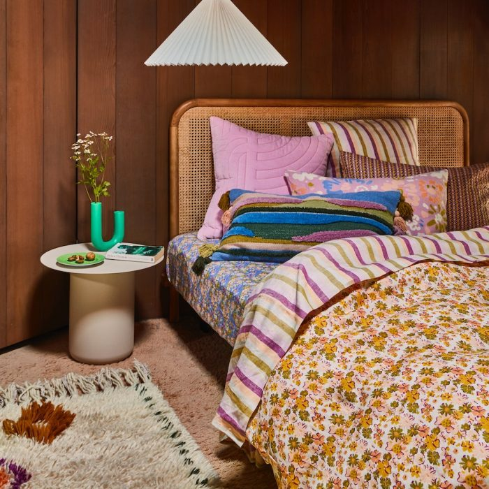 Sage and Clare Floral Bedding