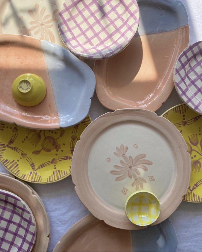 Vaisselle Pottery Tableware