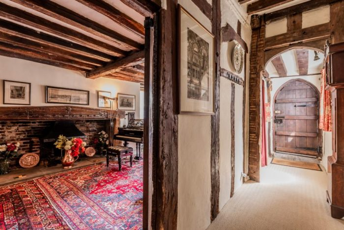 15th Century Freehold Townhome
