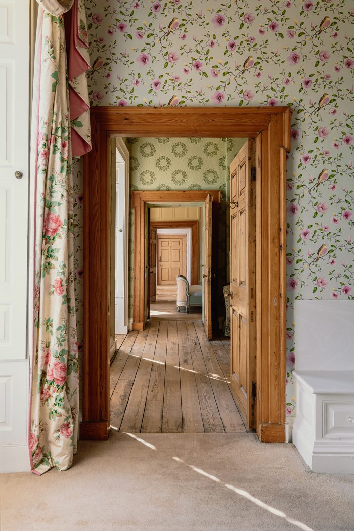 16th Century Narborough Hall in Norfolk Wallpaper