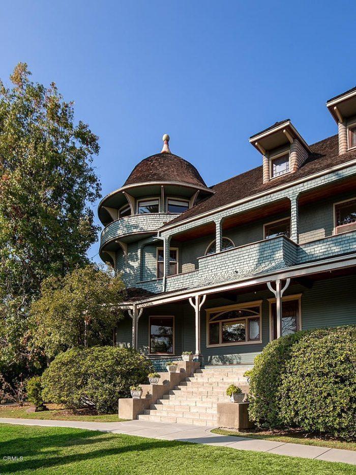1887 Victorian Home Altadena