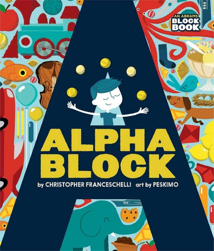 Alpha Block Board Book
