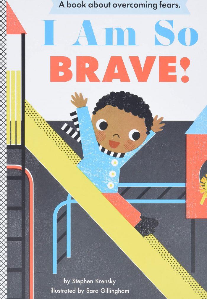 I Am So Brave Board Book