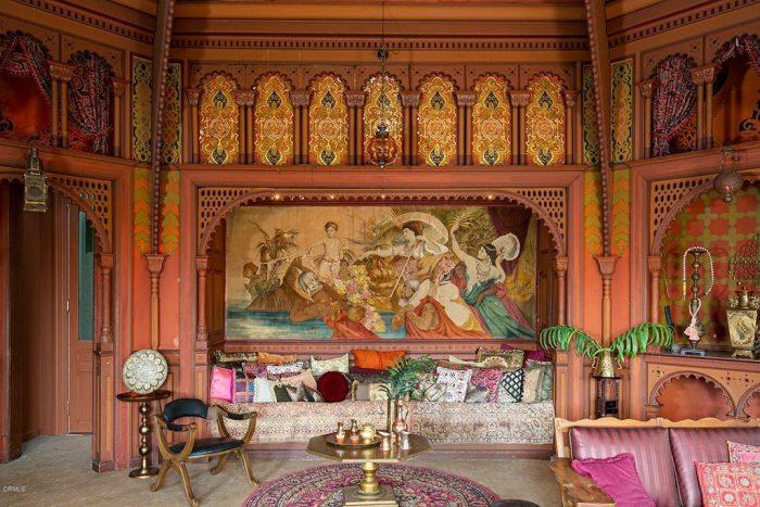 Andrew McNally Estate Victorian Home Altadena
