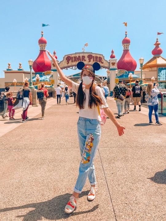 Post-Reopening Disneyland and California Adventure Tips + Covid Protocols