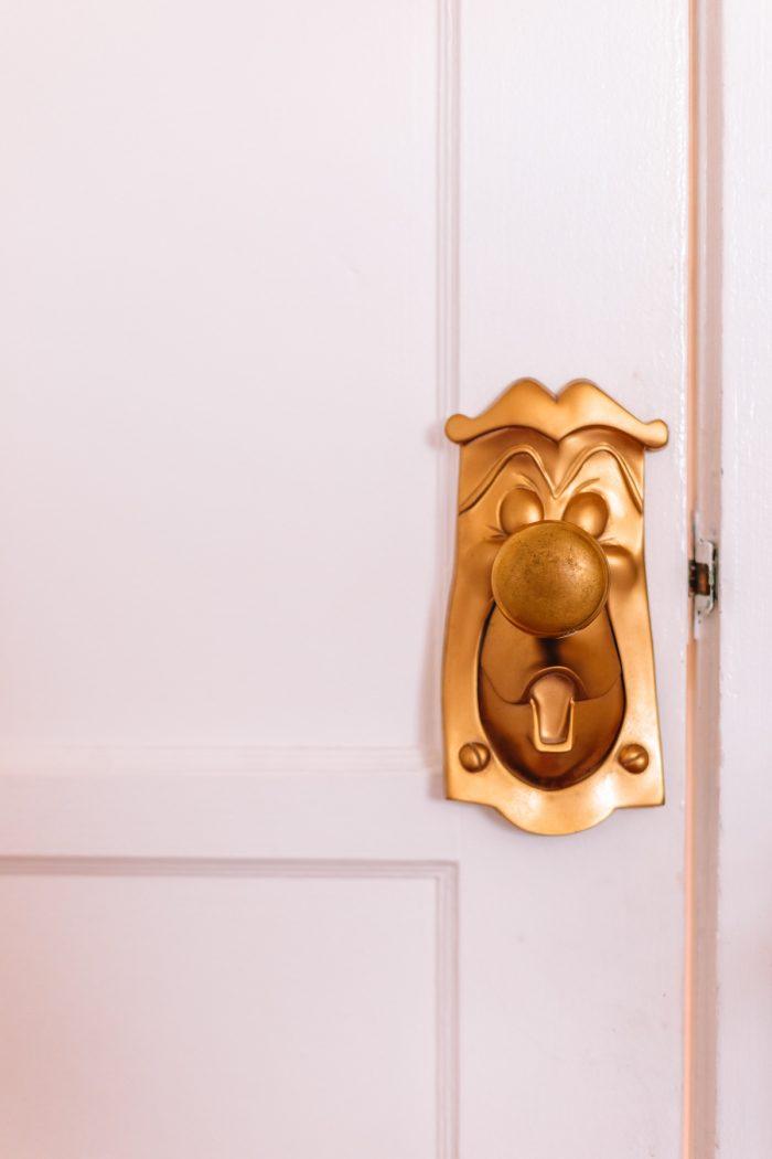 Alice In Wonderland Door Handle