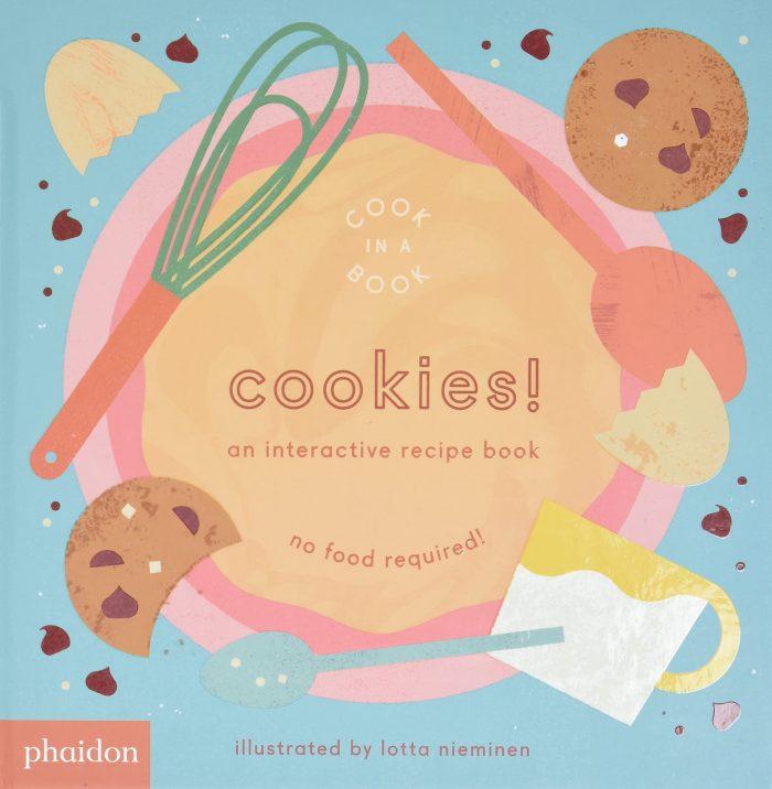 Cook In A Book Cookies Board Book