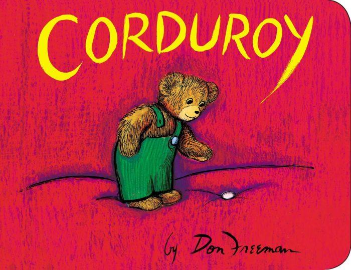 Corduroy Board Book