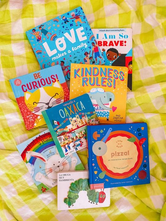 Favorite Board Books