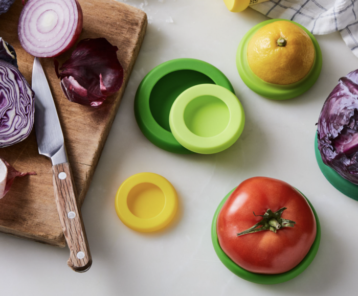 Food Huggers for Fruits and Vegetables