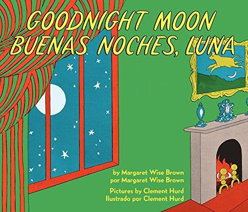 Goodnight Moon Bilingual Board Book