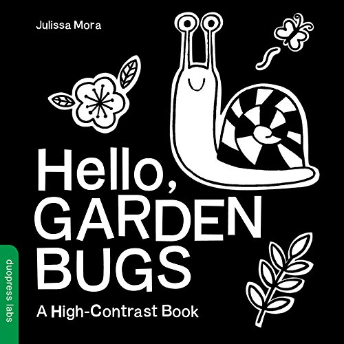 Hello Garden Bugs Board Book