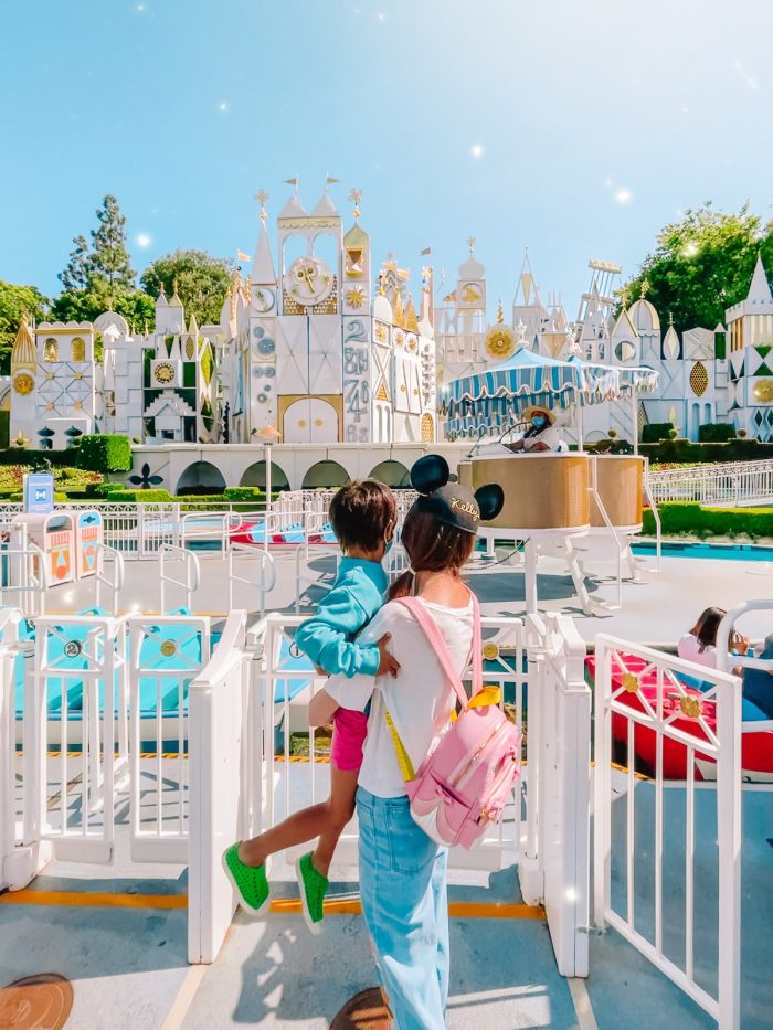 It's A Small World in Disneyland