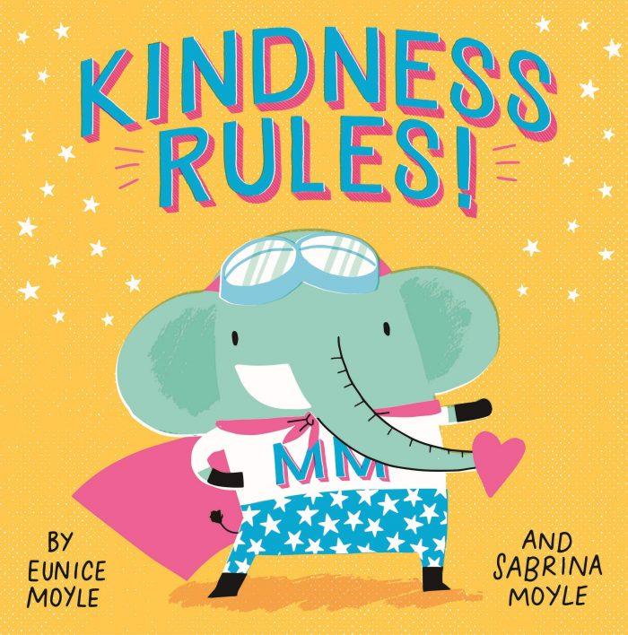 Kindness Rules Board Book