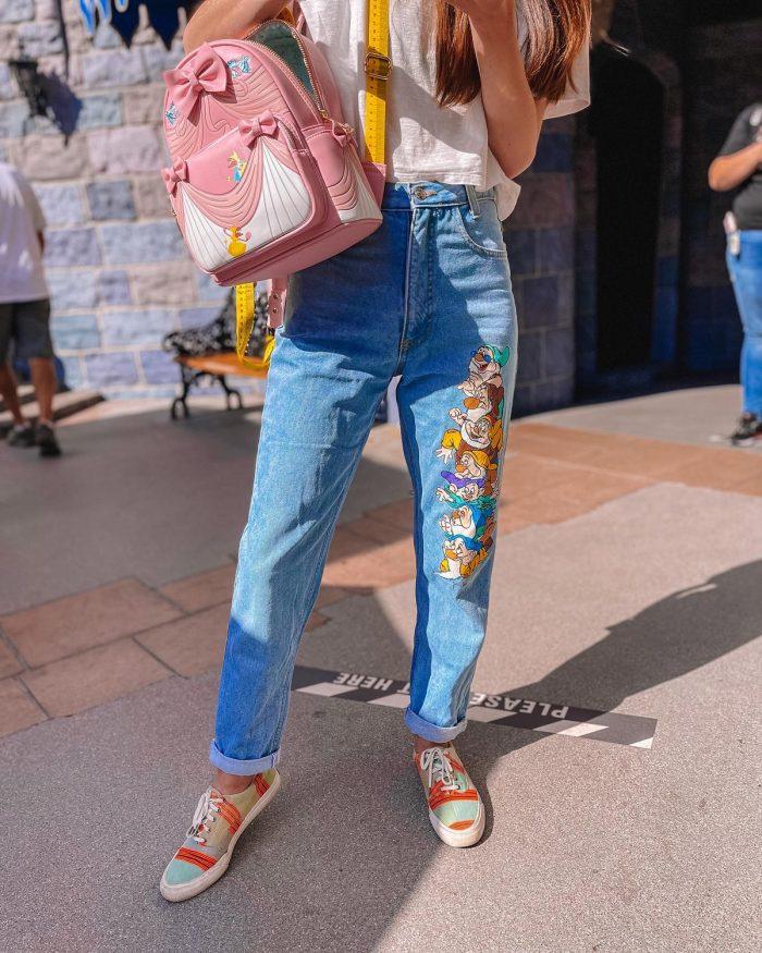 Snow White Seven Dwarfs Jeans