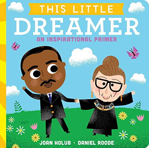 This Little Dreamer Board Book