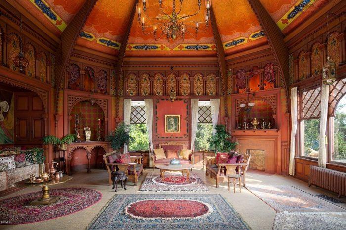 Victorian Home Altadena Andrew McNally Estate