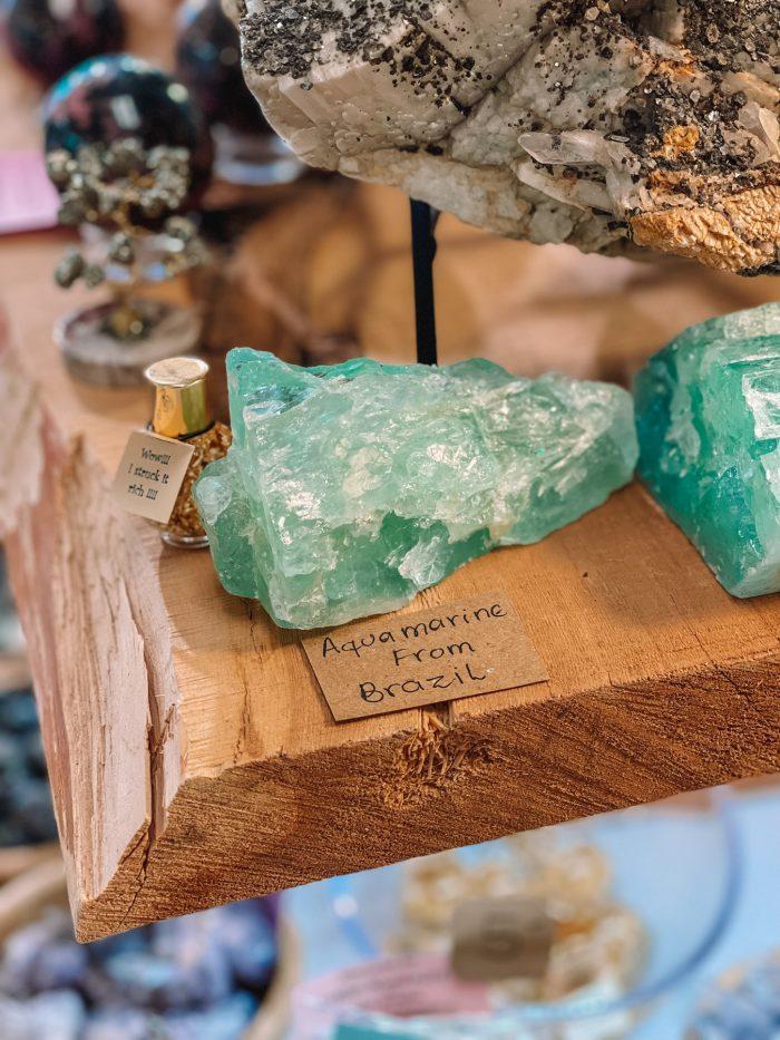 Joshua Tree Rock Shop