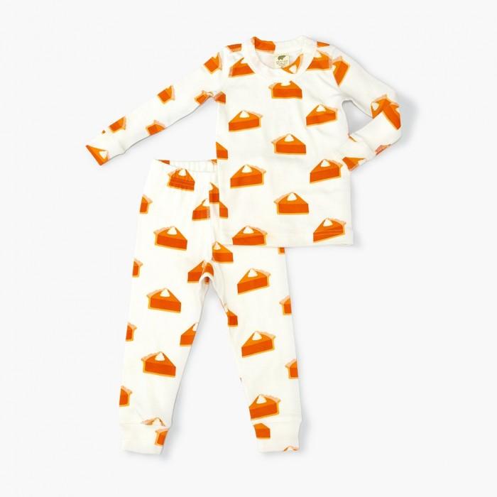 Pumpkin Pie Pajamas on white background
